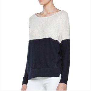 🆕 Vince Color Block Sweater
